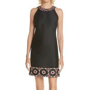 50% OFF Kade Spade mosaic embellished shift dress